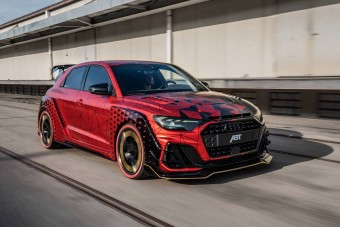 Ilyen az Audi A1 sötét oldala