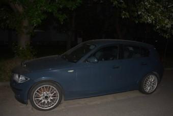 BMW-t akart lopni egy budapesti férfi Szlovákiában, de foglyul ejtette az autó