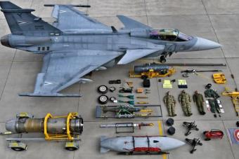 Ennyi felszerelés kell egy magyar vadászgéphez