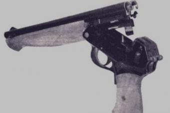 Ezt a fegyvert vitték magukkal az orosz űrhajósok