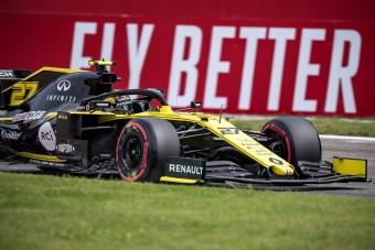 F1: Vizsgálat az időmérő után, megszólalt a bűnbak