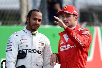 F1: Kitolt a Ferrari a Mercedesszel? Hamilton szerint igen