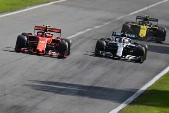 Mercedes: Leclerc büntetést érdemelt volna
