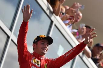Leclerc: Micsoda verseny!