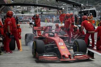F1: Megvétózhatja a Ferrari az új szabálycsomagot