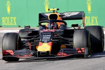 F1: Bokszból a top5-be – elégedett az újonc