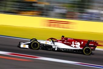 F1: Újabb rémálom Räikkönennek