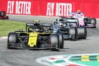 F1: Nehéz futamon zárna a top-5-ben Verstappen 1