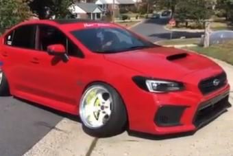 Egy Subaru Imprezát így tuningolni olyan, mint eltörni egy versenyló lábait