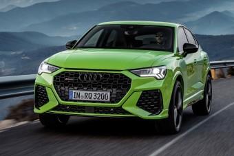 Megújult az Audi kompakt sportterepjárója