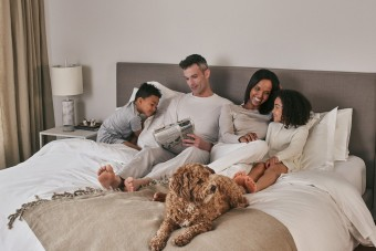 Így érezheted magad otthon is luxushotelben