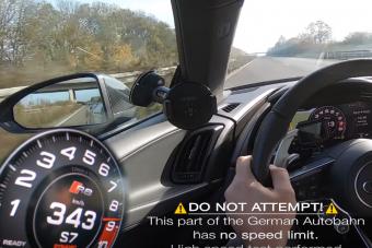 Ez az 1000 lóerőre húzott Audi R8 a józan visszafogottság mészárosa