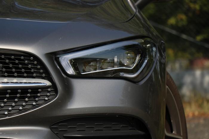 Mercedes-Benz CLA-osztály