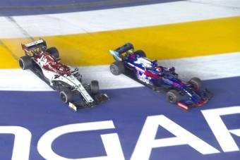 Kvjat: Öngyilkos volt Räikkönen megmozdulása