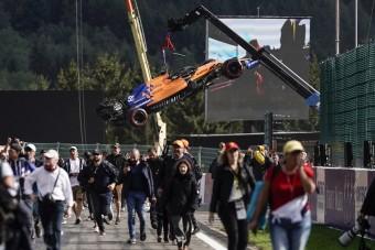 F1: Mintha kicserélték volna a McLarent a szünetben