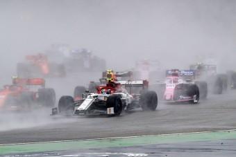 F1: Elmossa a tájfun a Japán Nagydíjat?
