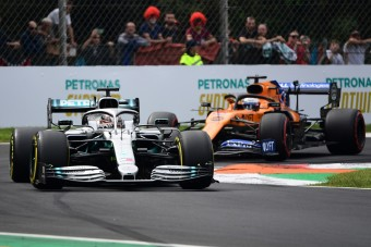 F1: Ezért választotta a Mercedes motorjait a McLaren
