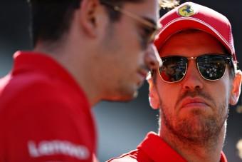 F1: A riválisok tojnak Vettel karácsonyára