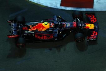 F1: Sanszos, hogy ő lesz Verstappen csapattársa jövőre