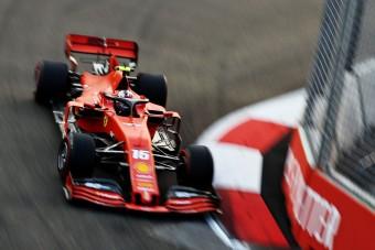 F1: Piros zászló és meglepetés az időmérő előtt