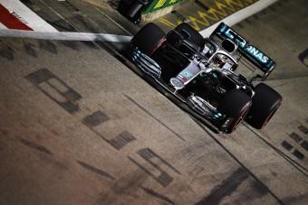 F1: Schumacheri rekordot döntött Hamilton