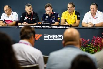 F1: Nem kérnek a csapatok a túraautós ötletből
