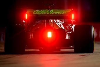 F1: Áramszünet hátráltatta Räikkönent