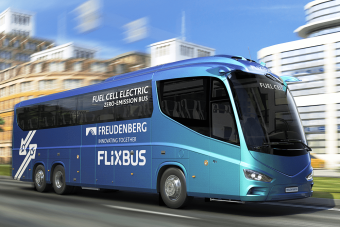 Vízgőzt pöfögő távolsági buszok állhatnak forgalomba