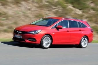 Halálra ítélt motorokat kapott az új Opel Astra