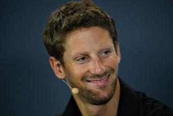 F1: Senki sem érti, miért maradt Grosjean