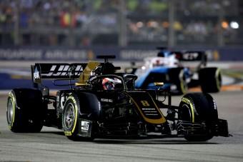 F1: Csalamádét küld pályára a Haas