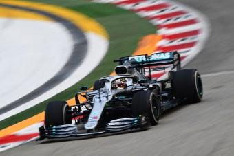 F1: Hideg üzemanyag miatt vizsgálják Hamiltont