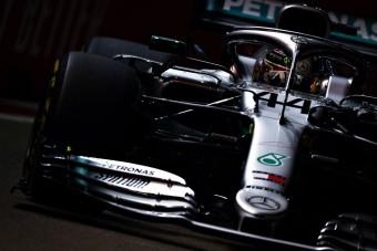 F1: Hamiltoné a második edzés