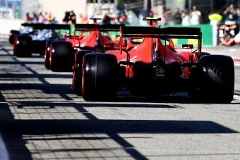 F1: 2021-re is megtartják a DRS-t