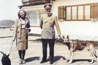 Rengeteget fizettek Hitler feleségének bugyijáért