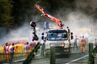 F1: Mesterséges kómában a spái tragédia túlélője 1
