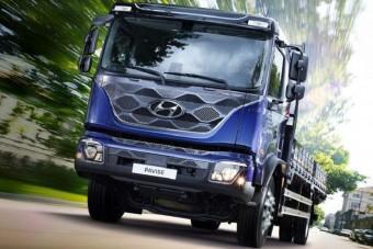 Új teherautót mutatott be a Hyundai