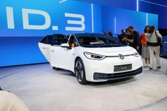 Ez a Volkswagen új, elektromos Bogara -VW ID.3