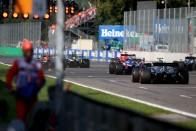 F1: Mercedes-fölény, McLaren-meglepetés Monzában 2