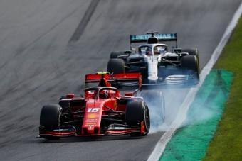 F1: A hazai pályán nem merték büntetni Leclerc-t?