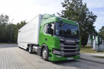 Ezzel a nyergessel zöldülhet a távolsági áruszállítás