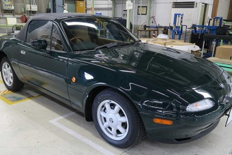 6,5 millióért rázza gatyába a 30 éves MX-5-öket a Mazda