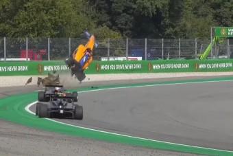 F1: Baleset miatt változtatnak a monzai pályán