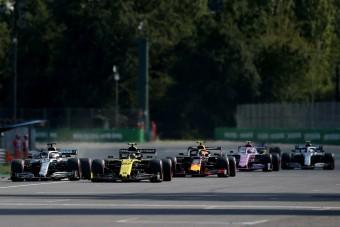 F1: Szingapúrban elbeszélgetnek a monzai időmérőről