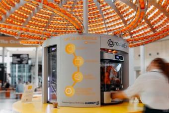 3D-nyomtatással készül a friss narancslé