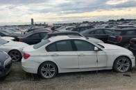 Új autók rohadnak évek óta érintetlenül egy német faluban 1
