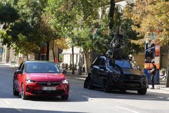 Budapestet is híressé teszi az új Opel Corsa