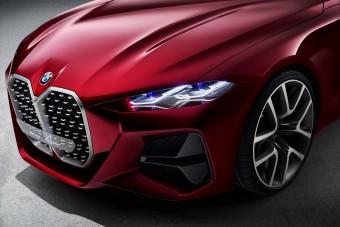 Ideje aggódnunk a 4-es BMW arca miatt
