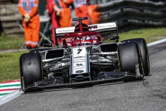 Räikkönen: Ennél a szarnál csak jobb jöhet