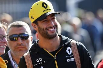 F1: Ricciardo távozására készül a Renault?